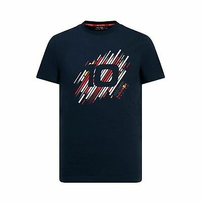 2019 Aston Martin Red Bull Racing Mens Gasly Number T-Shirt - XS