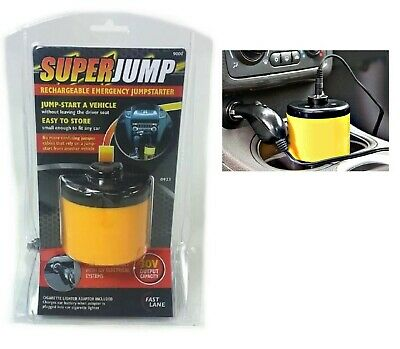 Jump Up Car Starter Portable Start Booster Charger Battery Emergency Power Bank