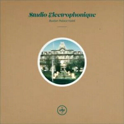 STUDIO ELECTROPHONIQUE Buxton Palace Hotel CD 6 Track Strictly Limited Edition