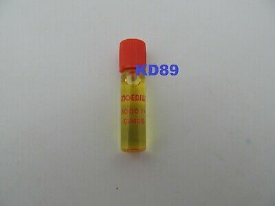 Genuine Natural oil lubricants Moebius 8000-1 for watchmakers 1ml SWISS MADE
