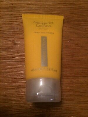Brand New Margaret Dabbs fabulous hands hand lotion 45 ml