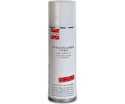Colla Spray 300 Ml Busch Modellismo