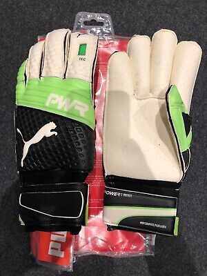 Puma EvoPower Protect 2.3 GC goalkeeper gloves size 9.5 Fingersave Roll Palm