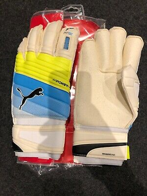 Puma EvoPower Protect 2.3 GC goalkeeper gloves size 10 Fingersave Roll Palm