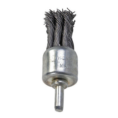 3pcs Wire Wheel Brush with Drills Practical Durable Polishing Brush for Surfaces
