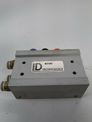 D Technology 62100 Pneumatic Manifolds