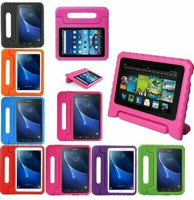 """TOUGH KIDS SHOCKPROOF EVA FOAM STAND CASE Cover For Samsung Galaxy Tab 7"""" Tablet"""
