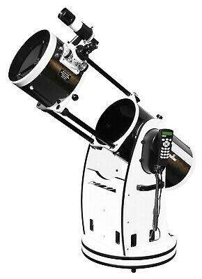 "Skywatcher 10"" Dobsonian Collapsible GOTO Computerised Telescope"