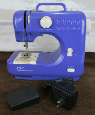 Singer Pixie Purple Battery Operated Sewing Machine