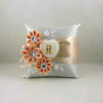Ringpillow Wedding Multiple Colors to choose New Box For