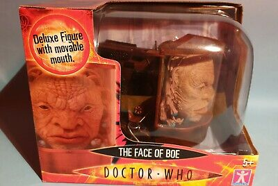 """5.5"""" Doctor Who - The Face of Boe deluxe figure with movable mouth boxed"""