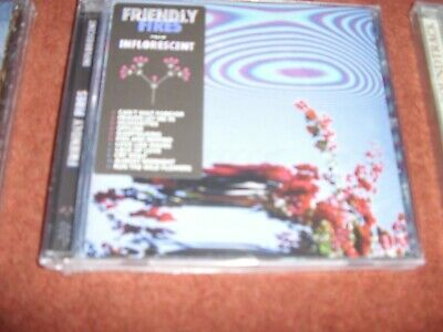 Friendly Fires - Inflorescent (CD 2019) New & Sealed. [Polydor Records]