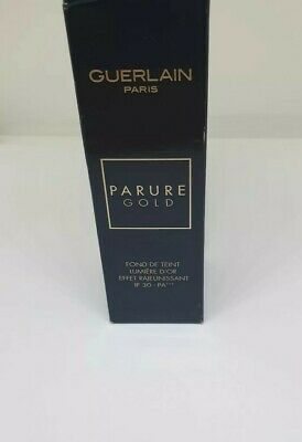 GUERLAIN FACE MAKE-UP PARURE GOLD  FOUNDATION SPF30 FLUID 04 Medium Beige 30ml