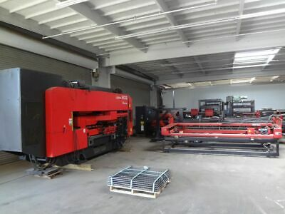 Amada Libra 205 Cnc Non Stop High Speed Punch Cell; S/N 00200009,
