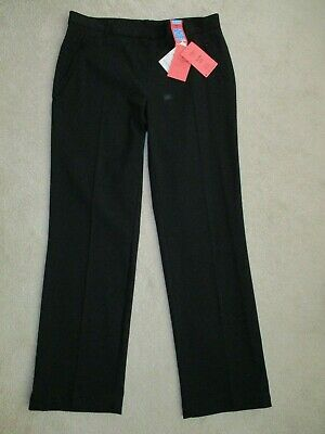 'M&S - School' Girls Slim Leg School Trousers,Age 14-15 +,Bnwt !
