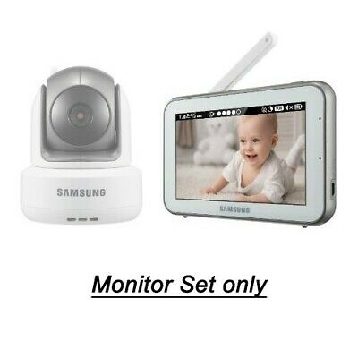 Samsung SEW-3043W Bright VIEW Baby Monitoring System Monitor Only (Open Box)