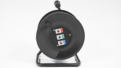 3-Channel HD-SDI Cable Reel +100 Ft.
