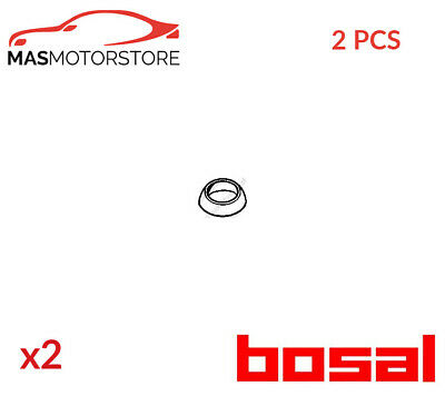 Exhaust Pipe Gasket Bosal 256-304 2Pcs G New Oe Replacement