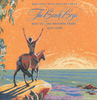 The Beach Boys Greatest Hits Vol. 3: Best of the Brother Years CD 2000