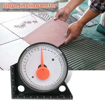 Slope Inclinometer Angle Finder Measuring Slope Protractor with Magnetic Tool
