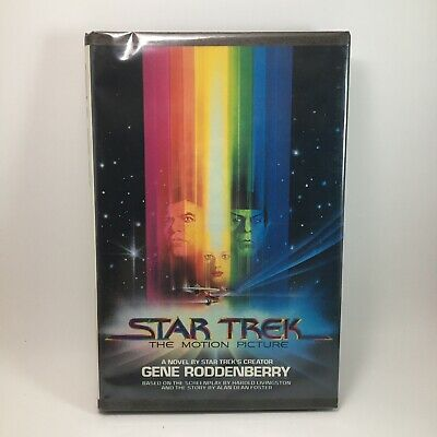 Star Trek Motion Picture Gene Roddenberry Rare BCE Hardback Book Vintage 1979