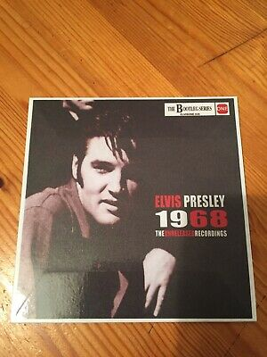 Elvis Presley 1968 The Unreleased Recordings Mini LP CD