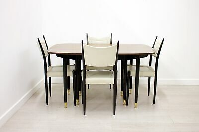 DELIVERY £70 Mid-Century Retro Tola Extending Dining Table & 4 Chairs by G Plan