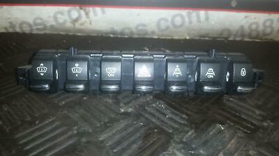 Peugeot 3008 2013 Centre Console Switch Panel 96638425XT