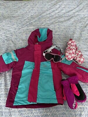Girls Ski Jacket Bundle Age 4