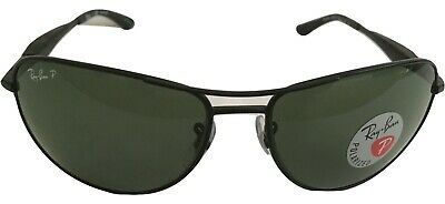 Ray-Ban RB3519 100% Authentic Aviator Unisex Sunglasses, new with case