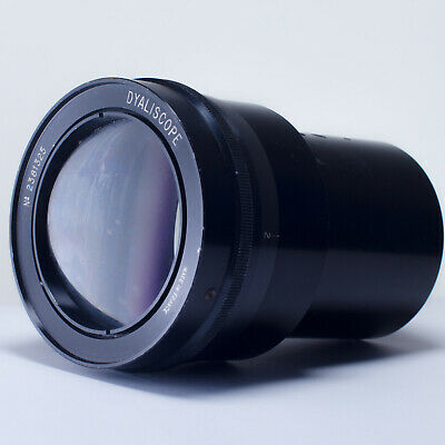 Dyaliscope | Anamorphic Lens, Cinemascope, small, sharp, vintage, character f