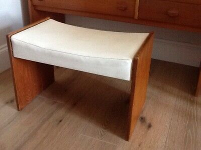 Mid Century Stool. STAG CANTATA range. (see my other ads for others in range)