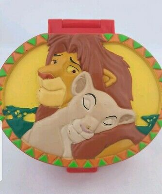 Polly Pocket Lion King Disney - By Bluebird toys 1995