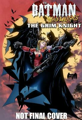 Batman Who Laughs The Grim Knight #1 Philip Tan Modern Trade Dress Variant