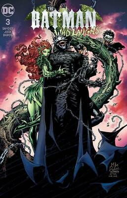Batman Who Laughs #3 Mike Perkins Batman 609 Homage Trade Dress Variant