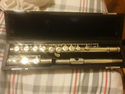 Flute With Hard Case
