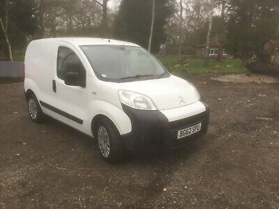 2013 62 Citroen nemo 1.3 hdi 104k  air con fiorino bipper no vat