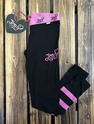 Jojo Siwa Dance Leggings UK Size Age 11-12 Years
