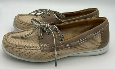 Skechers Womens On The GO Glide Ultra Sail Boat Shoes