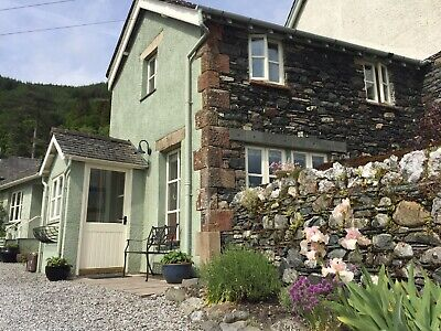 Holiday Cottage Self Catering Lake District Keswick Sleep 2 Dog friendly 27 June