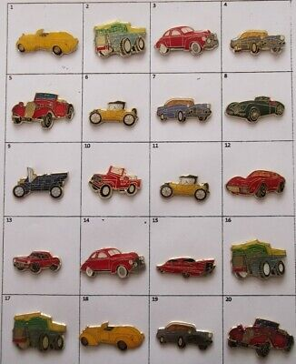 Different Cars Autos Sport Truck Or Else Pin (Your Choice) # G620