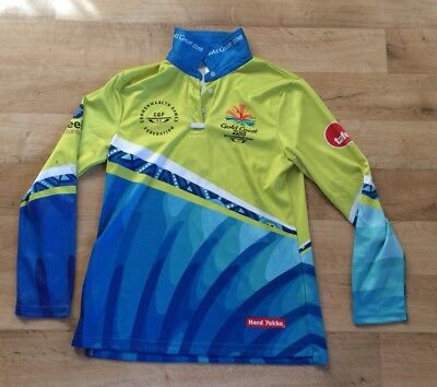 Gold Coast 2018 Commonwealth games shirt women's size Large