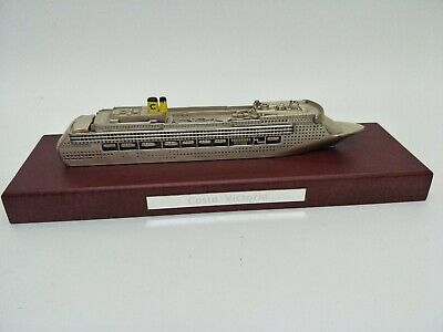 Costa Victoria Cruise Ship Model | Made in Italy | Good Condition+ Free Shipping
