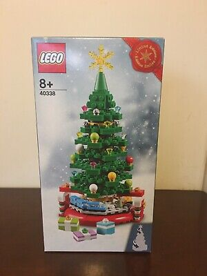 Presents Lego City Christmas Tree with Train * New Scooter Fun Set