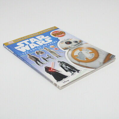 Star Wars: The Force Awakens Dk Ultimate Sticker Collection Book Disney #323