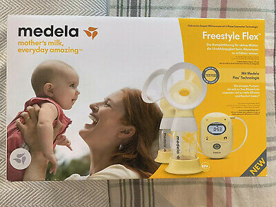 NEW Medela freestyle Flex Electric Double Pump