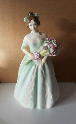 Royal Doulton Figurine HAPPY BIRTHDAY  HN3660  Excellent condition