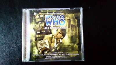 Doctor Who Audio cd Big Finish 5th Doctor THE KINGMAKER no.81 Monthly