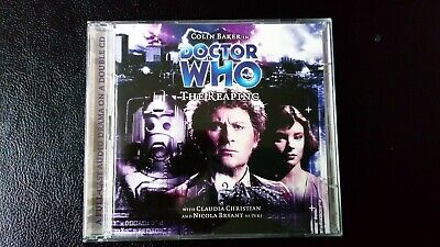 Doctor Who Audio cd Big Finish 6th Doctor THE REAPING no.86 Monthly