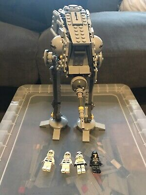 Lego Star Wars 75083 At-Dp - all Figures - No Instructions Or Box